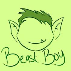 Teen Titans Beast Boy for ya.