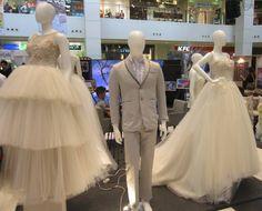 Kasalang Filipino sa Davao held last July 2013 at the Ayala Abreeza Mall, Davao City! Davao, Filipino, Exhibit, Mall, Formal Dresses, City, Fashion, Haute Couture, Dresses For Formal