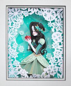 Brittney Lee's Stunning Paper Artworks - Imgur