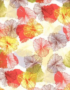 fabric |  PR207 from the Bryant Park Collection by Kristian A. Howell for Anthology Fabrics