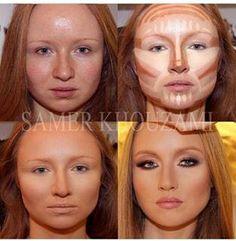 Wow. Face Contour
