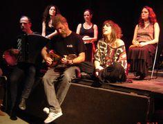 Ήμασταν εκεί: Η πέτρα που χορευει ...ταραντέλλα Concert, Concerts