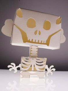 Paper toy by Vue