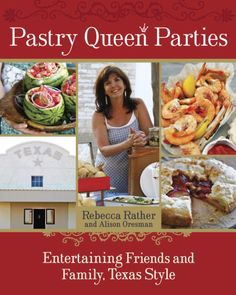 Pastry Queen Parties by Rebecca Rather