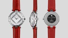 Oscar de la Renta collaborates with Shinola for limited edition timepiece
