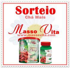 Masso Vita: Sorteio em parceria com a Chá Mais http://www.massovita.com/2014/03/sorteio-em-parceria-com-cha-mais.html