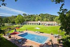 Vista Del Rio in Santa Ynez, California, is on the market for $US6.1 million.