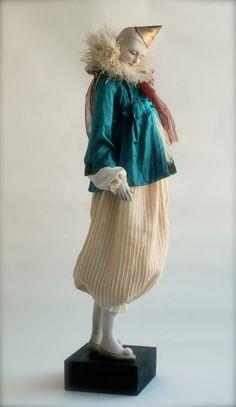 Куклы Ольги Сукач | Голубь