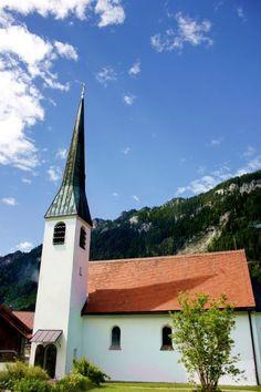 A chapel in Bavaria, Germany; Bayern, Deutschland