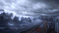 (Pictures & Video) 'Sandy' Hurricane threatens life in The United States