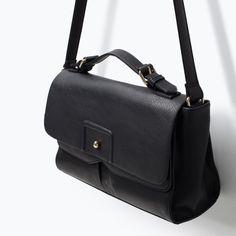 Image 4 of BASIC CITY BAG from Zara