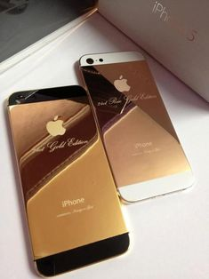 The 24K Gold Edition iPhone