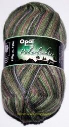Opal Polarlichter 6-fach 5201 | Opal Sockenwolle