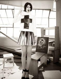 Photographer: Tracey Frugoli Jute Magazine