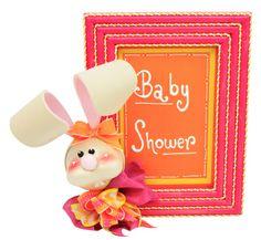 Portarretrato / Marco de madera / para foto de Baby Shower