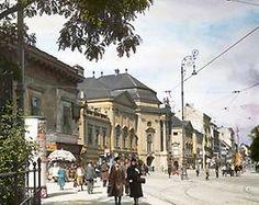 Das Auerspergpalais Street View, Historical Pictures, Graz, Baroque