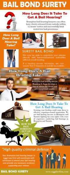 If you have the money to post bail, the amount of time you spend in jail will be as long as it takes for someone to access your money for you. If you need to contact a friend or family member to raise your bail, the same time applies. If you are planning to use collateral, such as property or a business you own, the time may be longer. Visit this site http://saggilawfirm.com/ for more information on Bond Out Of jail.