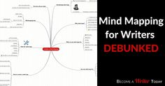 In this practical guide, I explain how to create a mind map and how to use this creative technique to organise your ideas and become a writer.