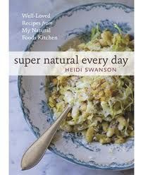 Beautiful cookbook, delicious ideas.