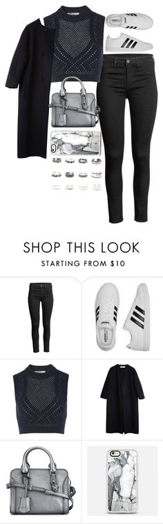 """Untitled #2133"" by sarah-ihab ❤ liked on Polyvore featuring adidas, T By Alexander Wang, Marni, Alexander McQueen, Casetify and Retrò"