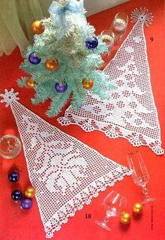 Lots and Lots of crochet diagrams.. Xmast time.. Crochet Plaisir Blog (So nice)..