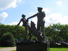 Birmingham, Alabama- Civil Rights Highlights (Kelly Ingram Park)