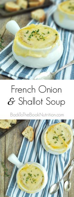 Best shallot or white onion recipe on pinterest for French starters vegetarian