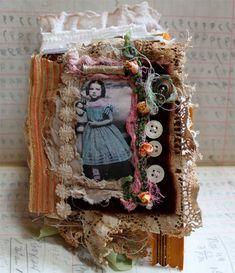 tiny journal class by pamela huntington