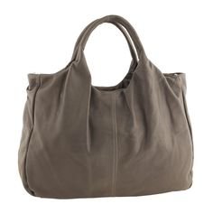 Sac à main - taupe #TinaPanicucci #eboutic #ventesprivees Italian Handbags, Taupe, Discount Designer, Branding Design, Totes, Beauty, Fashion, Fashion Brand, Purse