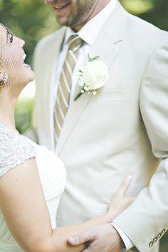 striped tie | Anna Pociask #wedding