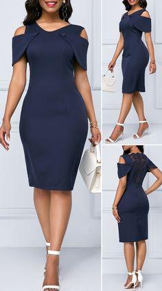 Classy Fashion Tips .Classy Fashion Tips African Wear Dresses, Latest African Fashion Dresses, African Print Fashion, Women's Fashion Dresses, Dress Outfits, Fashion Fashion, Fashion Hacks, Classy Fashion, Fashion 2018