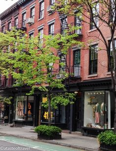 Bleeker St, West Village New York