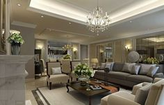 beautiful rooms | Living Room Designs with Exclusive Inspirations beautiful living room ...