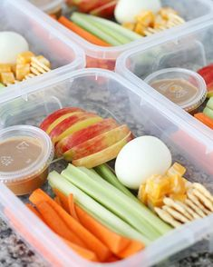 these power packed snack boxes are a weekly staple in our #CleanEats fridge-- apples + cashew butter + HB egg + carrots + celery + cheese + crackers. Perfect to grab and go on a busy day and guaranteed to keep you out of the drive thru and on track!! What's cooking in your Sunday kitchen?? I would love for you to share your #mealprep tips and tricks belowHappy Sunday friends!! #CleanEats #CleanTreats