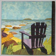 Porch Chair Quilt