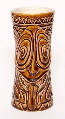 Tiki-Nomad-Mug-made-by-Tiki-Farm-in-2008-MINT-And-Rare