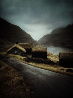 """cjwho: """"Faroe Islands by Julian Calverley From the Artist: We recently spent a wonderful week on the Faroe Islands, shooting for Land Rover. These beautiful islands have an atmosphere all of their. Beautiful Islands, Beautiful World, Beautiful Places, Landscape Photography, Travel Photography, Color Photography, Kingdom Of Denmark, Faroe Islands, Places To See"""