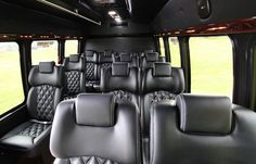 Automotive Luxury Limo & Car Service in NYC providing luxury car rental, Sprinter van rentals, and luxury Bus Charters in New York and beyond. Mercedes Benz Vans, Airplane Interior, Vintage Motorhome, Luxury Van, Luxury Car Rental, Benz Sprinter, Limo, Dream Cars, Dream Big
