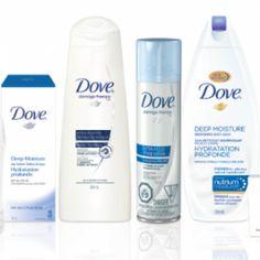 Rabais De 5$ Pour économiser Sur Les Produits Dove