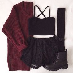Pretty outfit you should wear.