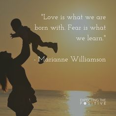 #Love is the basis of life. Fear is lack of love and should be taken seriously. :P #quote