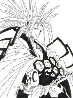 Amidamaru - Shaman King