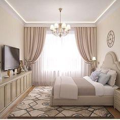 Комната в цвете латте