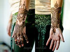 Henna for a Super Hooper