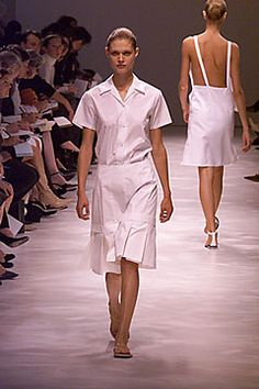 Jil Sander | Spring 2000 Ready-to-Wear Collection | Style.com