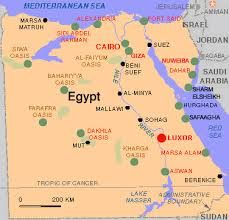 Egypt Map Egypt Profile History Government Economy Population - Map of egypt today