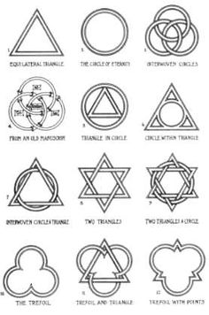 Designs for liturgical patterns...going to make a pattern