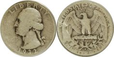 1932-S Washington Quarter Value in mint state is worth $430 and up retail but it must be in a PCGS, NGC, ANACS or ICG holder. A raw or ungraded uncirculated example will sell for less. If a 1932-S Washington Quarter looks like the above coin it's worth $65 to $85 retail. Cleaned or damaged coins …