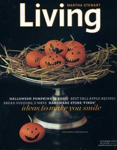 martha stewart halloween magazine index 2014 the library selections pinterest martha stewart