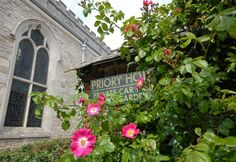 The Priory Hotel And Restaurant Is A Loveyl Wedding Venue